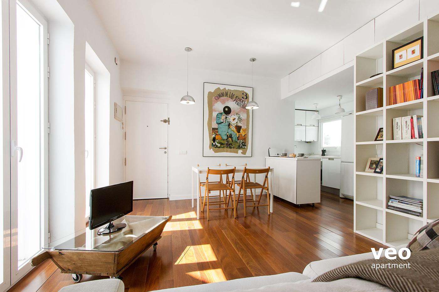 Reforma de apartamento 40 m2 01