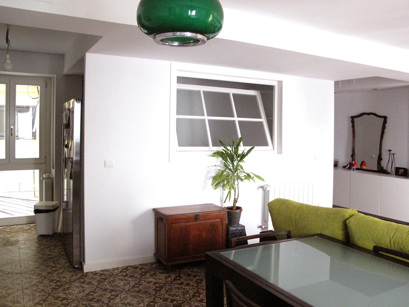 Reforma de apartamento con dos dormitorios 01