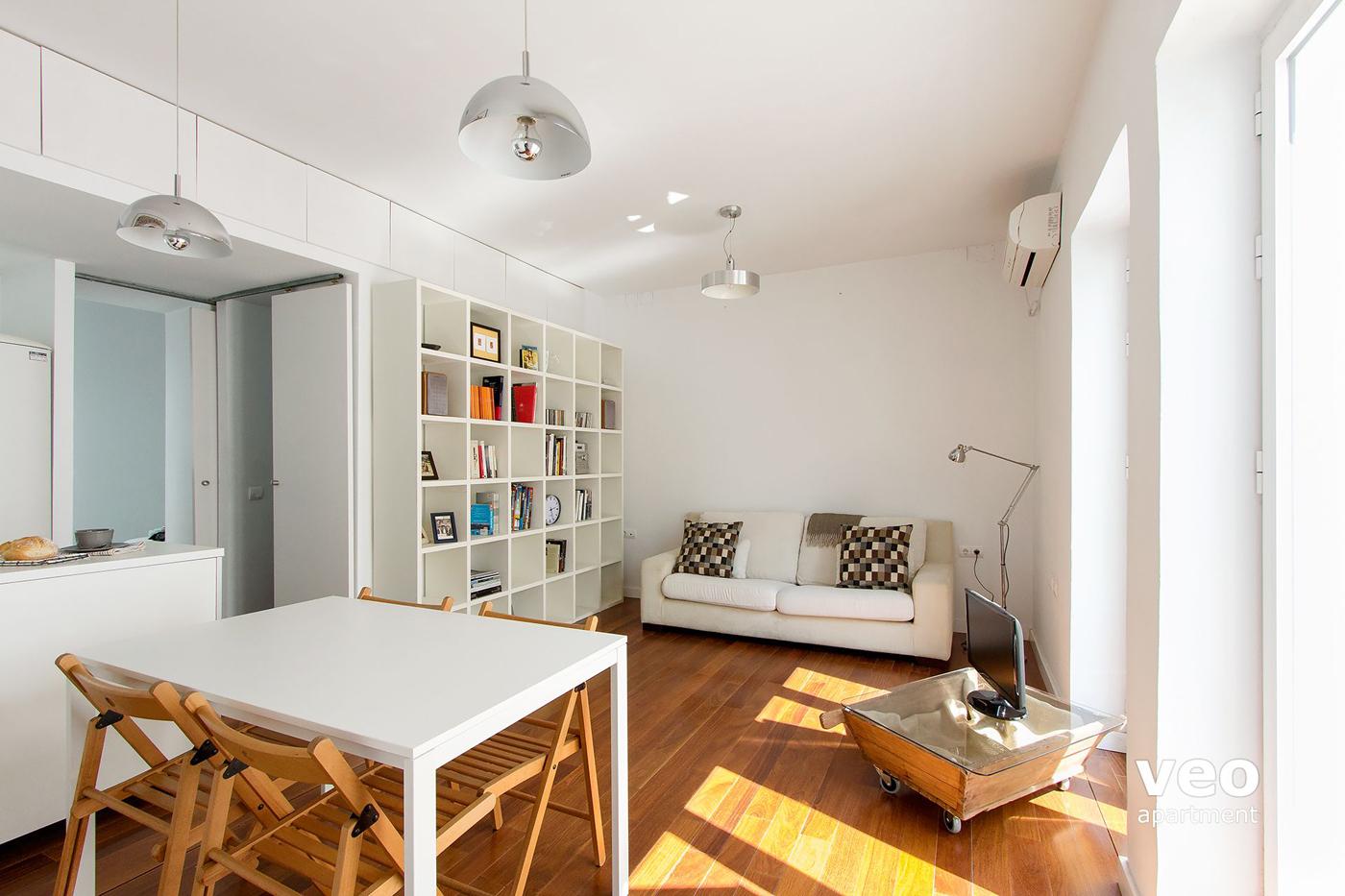 Reforma de apartamento 40 m2 02