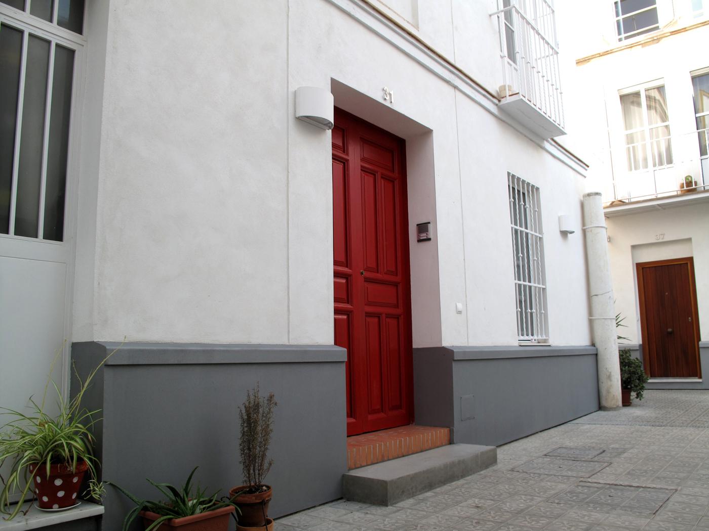 Reforma de las zonas comunes de patio de vecinos 02