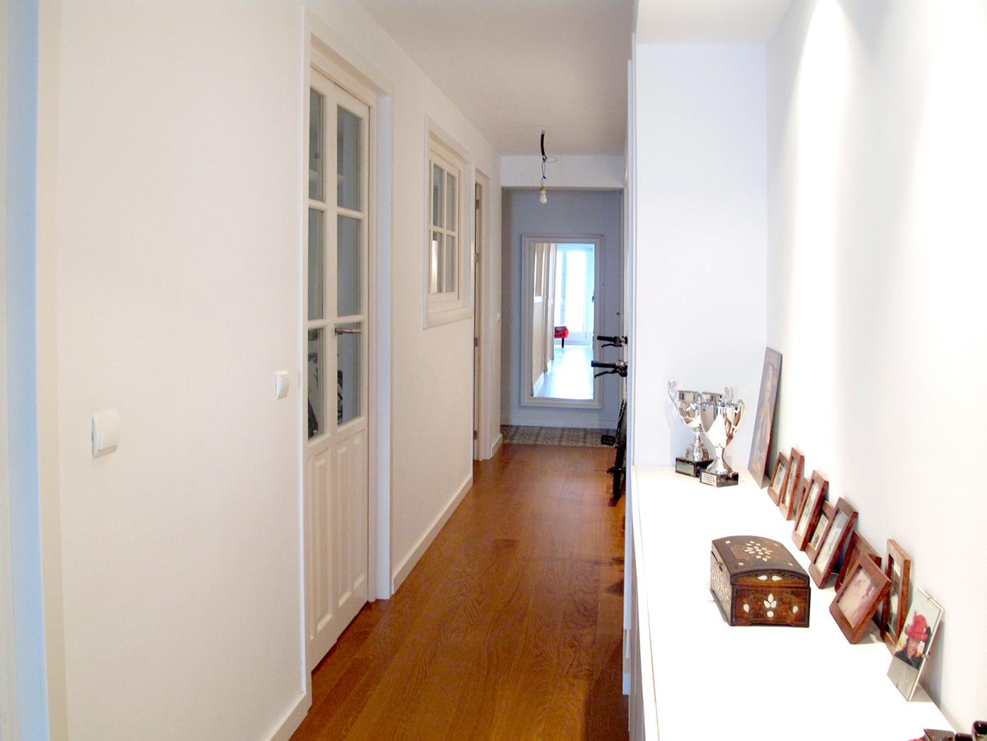Reforma de apartamento con dos dormitorios 02