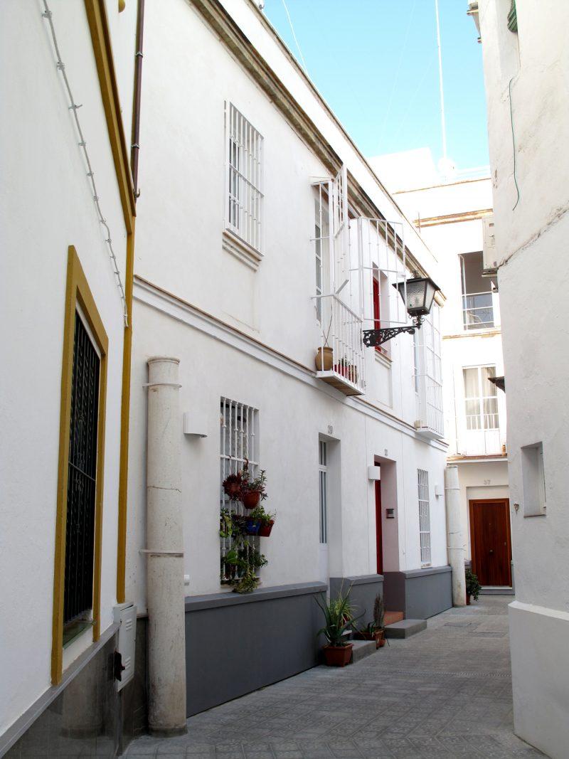 Reforma de las zonas comunes de patio de vecinos 03