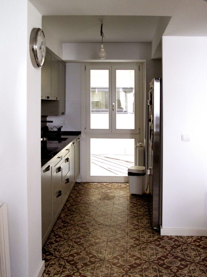 Reforma de apartamento con dos dormitorios 03