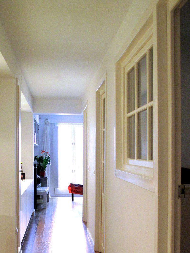 Reforma de apartamento con dos dormitorios 04