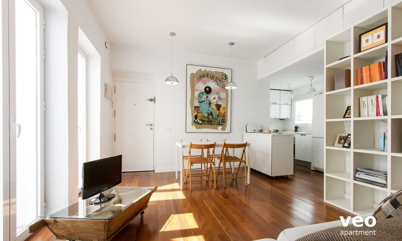 Reforma de apartamento 40 m2
