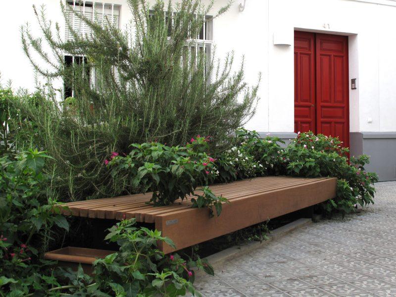 Reforma de las zonas comunes de patio de vecinos 07