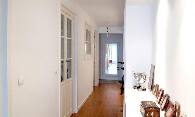 Reforma de apartamento con dos dormitorios