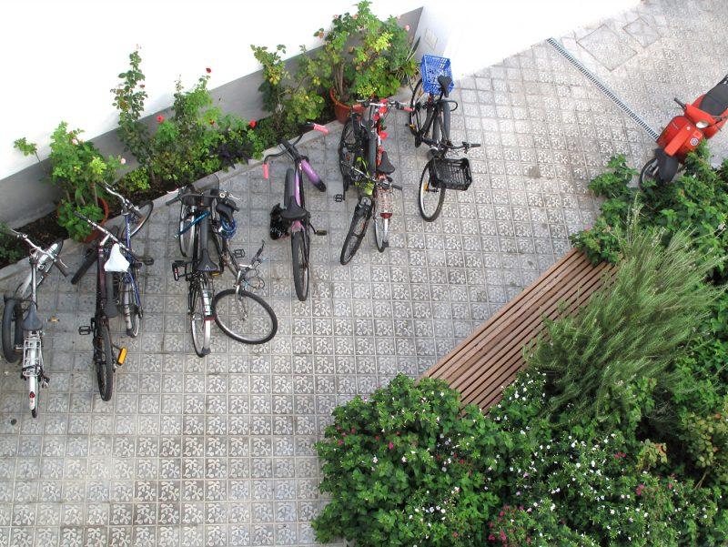 Reforma de las zonas comunes de patio de vecinos 08