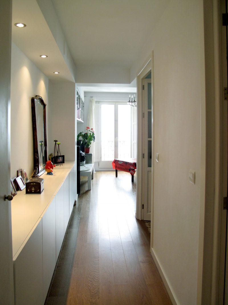 Reforma de apartamento con dos dormitorios 08